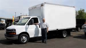 Chevrolet Box Truck Town And Country Truck 5816 2007 Chevrolet 3500 14 Ft