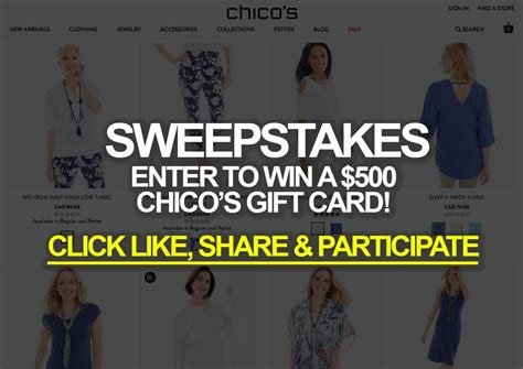 Contest To Enter To Win Money - contest enter to win a 500 chico s gift card
