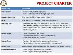 3 project charter check sheet pareto analysis amp c amp e