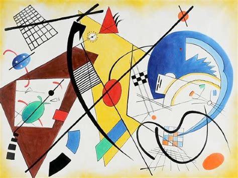 imagenes abstractas de wassily kandinsky historia del arte p 225 gina web de esteticadavidrosero
