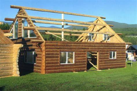 traditional log cabin plans traditional log home floor plans house design ideas