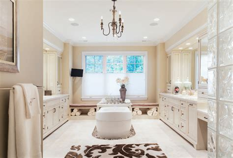 bathtub northwood northwoods traditional bathroom chicago by red