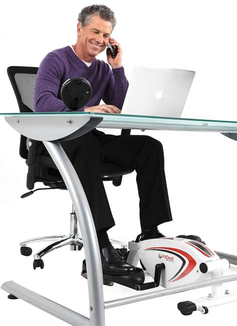 fitdesk desk elliptical trainer
