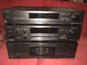 Rack Audio System Sony Rack Stereo For Sale