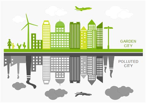 city pollution infographic free city pollution
