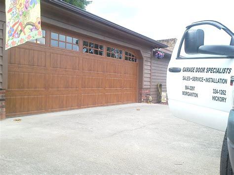 Garage Door Specialists by Garage Door Specialists Raised Panel Wood Garage Doors