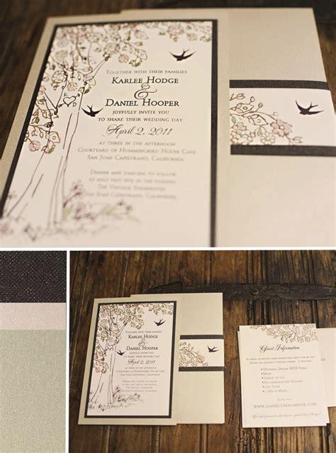rustic elegance wedding invitations rustic wedding invitations