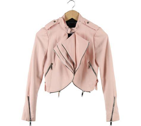 Jaket Wanita Huskies Pink 1 zara pink jaket