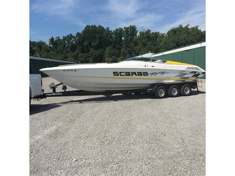 scarab boats ohio 1997 wellcraft 29 scarab powerboat for sale in ohio