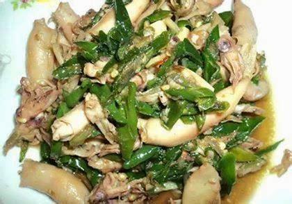 Sambal Siap Saji Ikan Asin Cabe Ijo Home Rese Merk Dori 33 resep cara membuat cumi asin lombok ijo