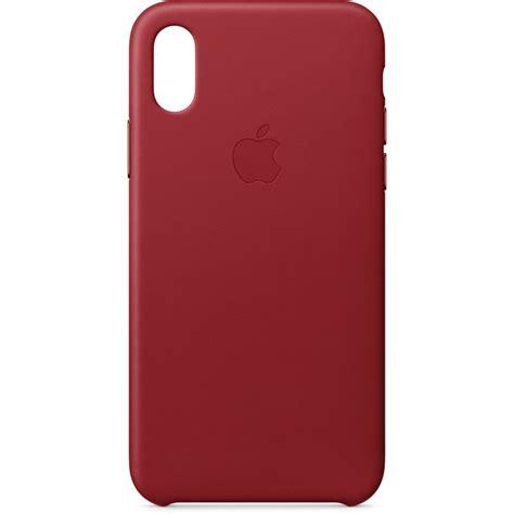 Apple Iphone X Leather apple iphone x leather product mqte2zm a b h photo
