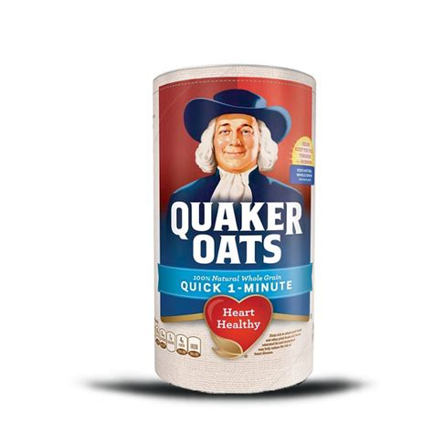 quaker oats old fashioned 510g sport nutrition