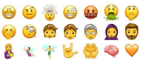 emoji ios 11 mermaids elves and 67 other emojis coming soon to your iphone