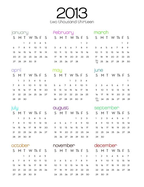 blank calendar template november 2013 1000 images about printable calendar 2013 on