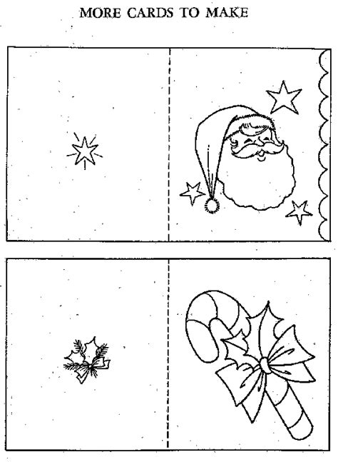 free coloring pages for christmas cards printable coloring in christmas cards