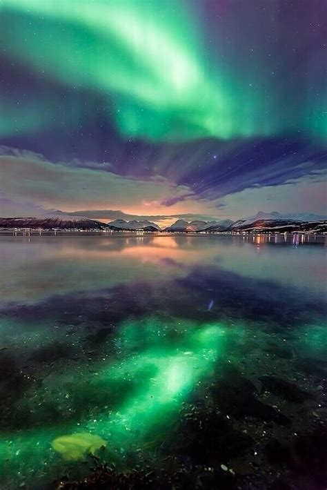 norway northern lights tour northern lights tromso norway travel the world