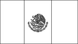free mexico flag to color on concept animal coloring