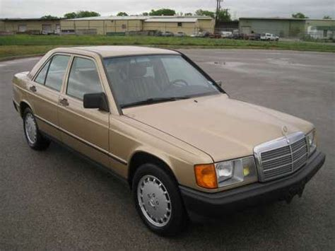 auto air conditioning service 1985 mercedes benz w201 user handbook purchase used 1985 mercedes benz 190e 2 3 1 owner only 80k miles your search ends here