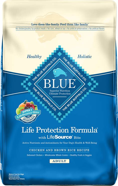 blue protection formula puppy blue buffalo and rice nutrition facts nutrition ftempo