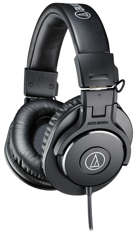 Earphone Audio Technica audio technica ath m30x headphones review the wire realm