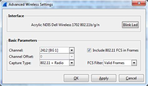 wireshark airpcap tutorial how to capture wifi traffic using wireshark on windows
