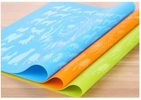 Clear Silicone Mat by Renjia Pet Bed Silicone Mat Pet Clear Silicone