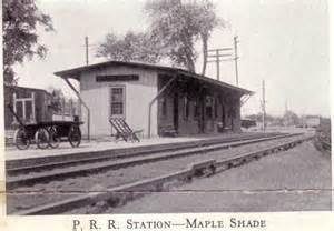 maple shade station