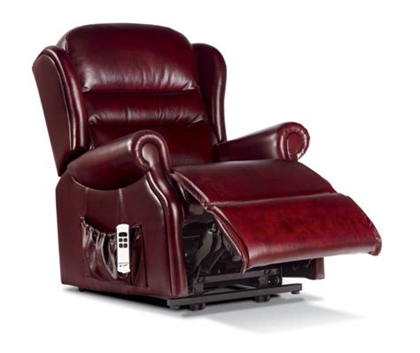 ashford small leather lift rise recliner sherborne