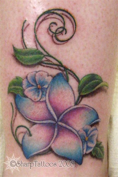 tattoo tropical flower tropical flower tattoos google search tattoos pinterest