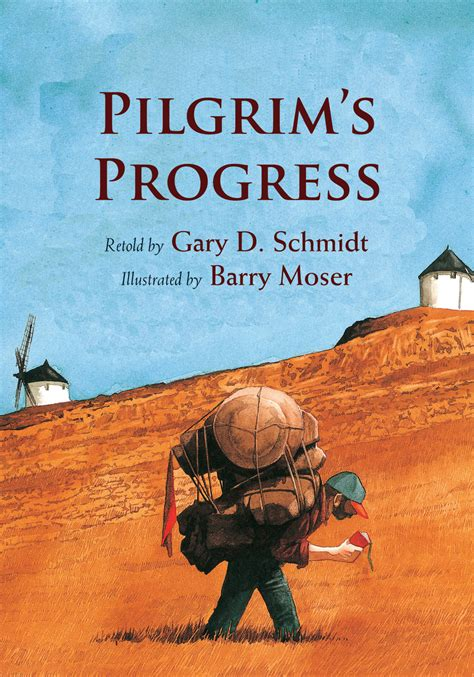 pilgrims progress 2 christianas 1845502337 pilgrim s progress barry moser gary d schmidt eerdmans