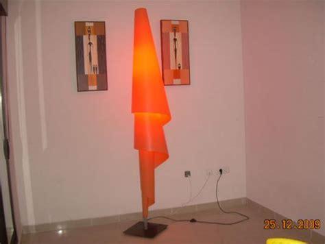 pedreguer rebajada lampara de estilo color naranja alicante