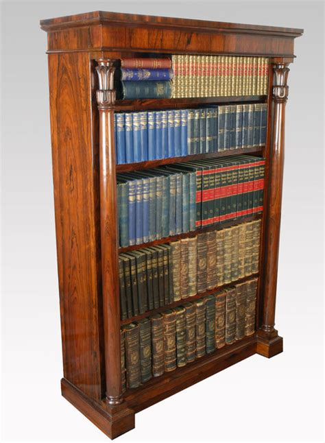 rosewood bookcase for sale rosewood open bookcase for sale antiques com classifieds