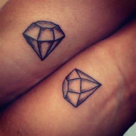 diamond tattoo ince 88 best friend tattoos for bffs
