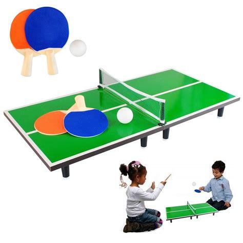 children s table tennis table mini table tennis desk top game ping pong kids children
