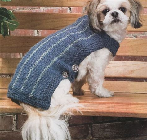 knitting pattern dog coat easy knitting pattern for a classic warm snug knitted dog
