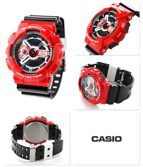 Limited Jam Tangan Casio G Shock Ga110 Tipe B Blackred Limited g shock ga 110rd 4a ga 110rd 4adr ga end 6 18 2019 3 15 pm