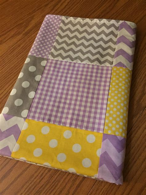 Patchwork Baby Blankets - patchwork minky baby blanket newborn name blanket minky baby