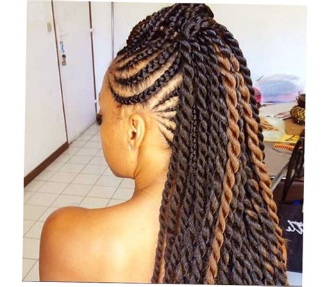 latest braids hairstyle braided in africa latest african american braids hairstyles 2016 ellecrafts