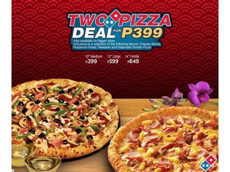 Domino's Pizza Philippines Manila City   Pinoy Listing