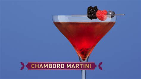 martini black chambord martini cocktail recipe chambord black