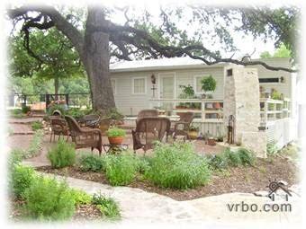 Gruene Cabin Rentals by Historical Gruene Estate Farm Home Outdoors