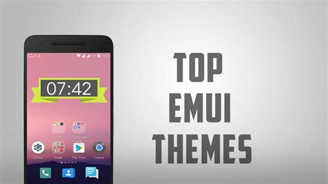 top themes emui top 3 huawei emui themes 2017 youtube
