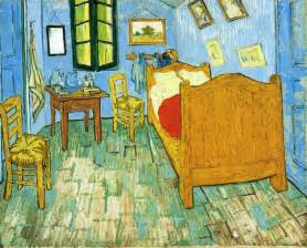 gogh bedroom painting sketch tuesday summer gogh s bedroom harmony