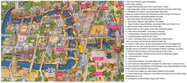 san antonio riverwalk map map2