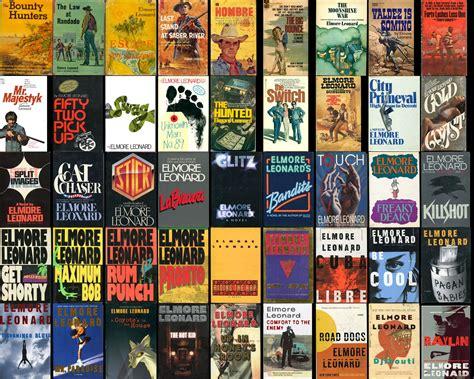 elmore leonard best book collage of elmore leonard books screen invasionscreen