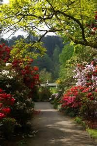 Garden Wales Bodnant Garden In Late Everything Digital