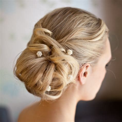 Wedding Hair Buns Images by Bridesmaids The Side Bun Gallery Of Wedding