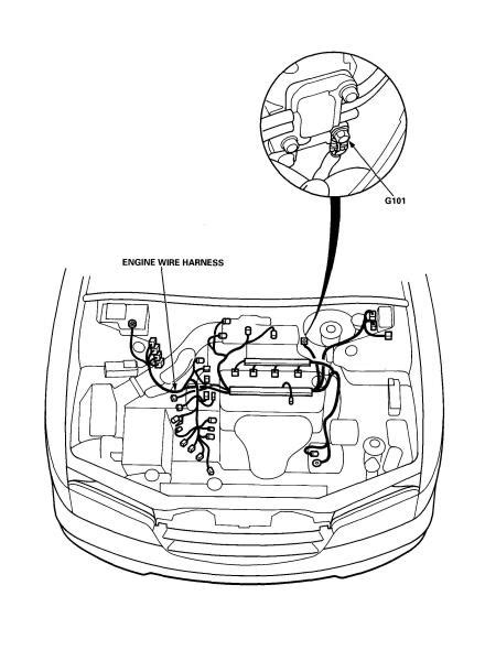 Need Help with 4 cyl 1996 Accord auto Trans - Honda Accord