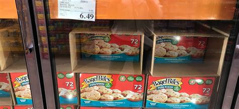 costco shoppers ore ida bagel bites  ct  living rich  coupons