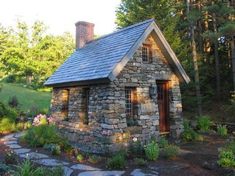 Small Cottages Designs | small cottage floor plans small stone cottage design